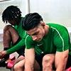 Nike Team 18 Performance Pack Pine Green/Black