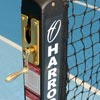 Harrod Sport Freestanding Steel Practice Tennis Posts