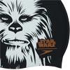 Speedo Senior Star Wars Slogan Swimming Cap Chewbacca