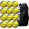 Mitre Indoor V7 Football 12 Pack