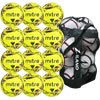 Mitre Cyclone Indoor Football 12 Pack