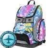 Speedo Teamster Backpack 35 Litre Diamond Multi Colour