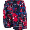 Speedo Marvel Spiderman Watershorts Navy/Lava Red/Neon Blue