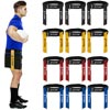 Ziland Adjustable Tag Rugby Belt 12 Pack