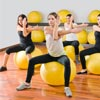 Apollo Stability Gym Swiss Ball 65cm 10 Pack