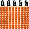 Mitre Impel Training Football Orange 100 Pack