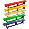 Sure Shot Coloured Lite Balance Bench