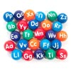First Play Alphabet Vinyl Playballs