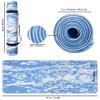 Beemat Marbleized Yoga Mat