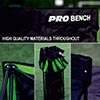 Quickplay PRO Team Bench