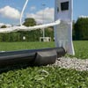 Quickplay 12ft x 6ft Kickster Elite Football Goal