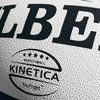 Gilbert Kinetica Match Rugby Ball