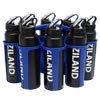 Ziland Aluminium Water Bottle Set