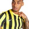 Nike Striped Division IV Jersey Short Sleeve Junior Football Shirt