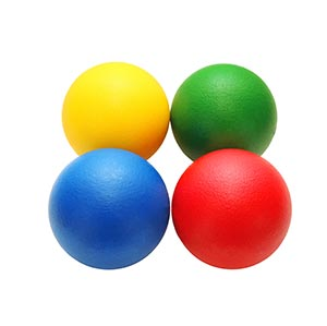 First Play Coated Foam Ball 20cm