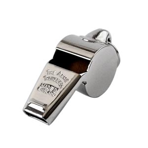 Acme 60.5 Thunderer Brass Whistle