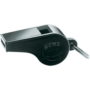 Acme 660 Thunderer Plastic Whistle