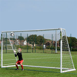 Harrod Sport Football Polygoal 16ft x 7ft