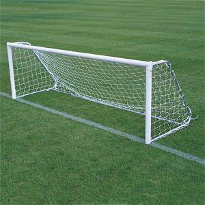 Harrod Sport Freestanding Aluminium Football Posts 5 v 5