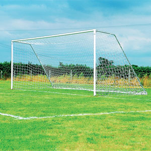 Harrod Sport International Steel Net Supports
