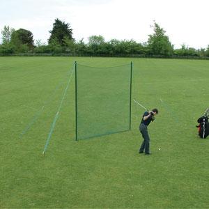 Harrod UK Wooden Pole Golf Net System