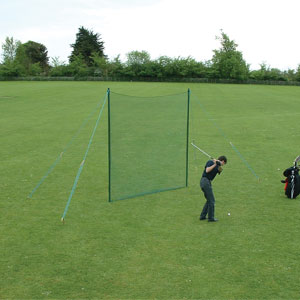 Harrod UK Wooden Pole Golf Net System