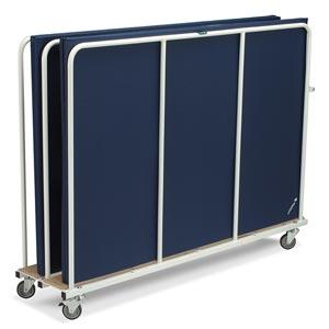 Harrod Sport Vertical Mat Trolley