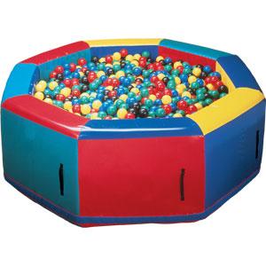 PLAYM8 Zoftplay Portable Empty Ball Pool