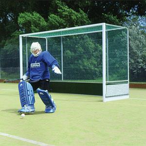 Harrod UK Aluminium Hockey Goal Posts