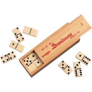 Brass Spinner  Dominoes