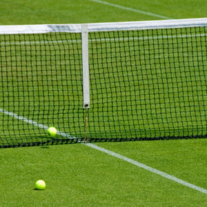 Harrod UK Tennis Net Centre Tape