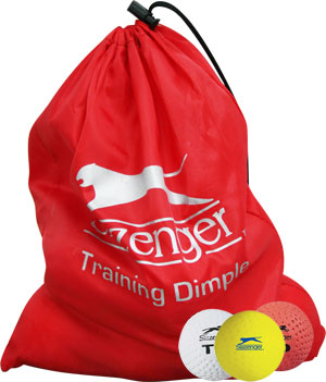Slazenger Training Dimple Hockey Ball 12 Pack