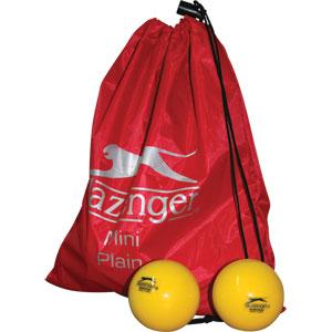 Slazenger Training Mini Hockey Ball 12 Pack