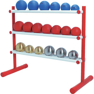 Apollo Shot Storage Rack