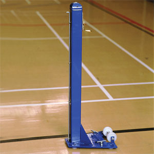 Harrod Sport Indoor Steel Tennis Posts