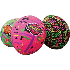 PLAYM8 Balzac Balloon Ball 25cm