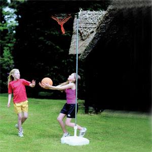 Harrod Sport Netball Post Garden Set