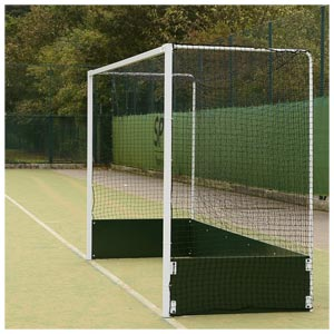 Harrod Sport Steel Hockey Goal Posts