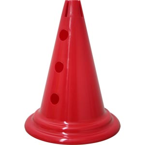Ziland Agility Cone 30cm Red