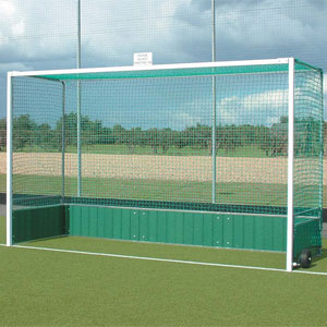 Harrod Sport Steel Premier Hockey Goal Posts