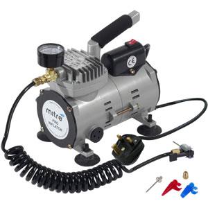 Mitre Pro Inflator Compressor