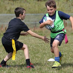 Centurion Tag Rugby Belt