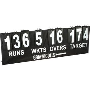 Gray Nicolls Portable Cricket Scoreboard