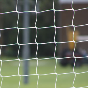 Harrod Sport 3G Integral Weighted and Demountable Portagoal Nets 24ft x 8ft
