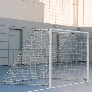 Harrod UK Freestanding Aluminium Football Posts 10ft x 7ft