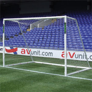 Harrod UK PVC Football Post 10ft x 7ft