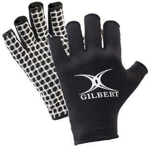 Gilbert International Rugby Gloves
