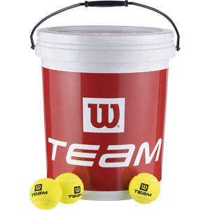 Wilson Team Trainer Tennis Ball 72 Pack