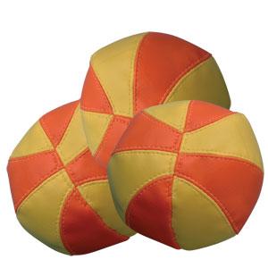 First Play Bean Bag Balls 3 Pack 9cm
