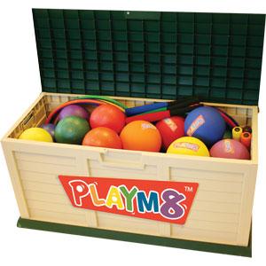 PLAYM8 Jumbo Storage Box